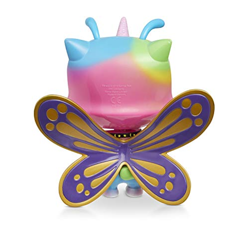 RBUK Rainbow Butterfly Unicorn Kitty Groovin Heads Butterfly Bobble-Head Toy - http://coolthings.us