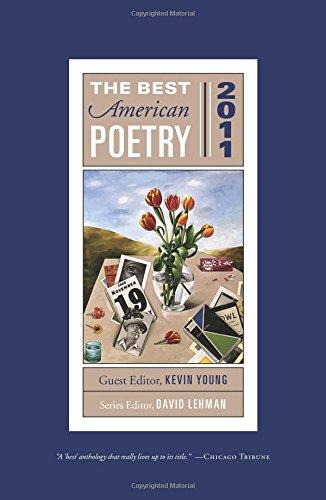 The Best American Poetry 2011: Series Editor David Lehman