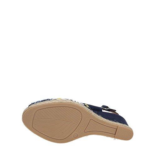 Frau Verona 83G1 8536 Sandalia Mujer Blu
