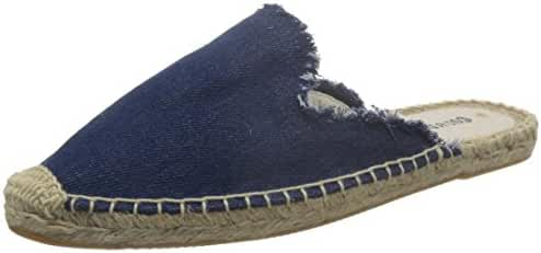 Soludos Women's Frayed Mule