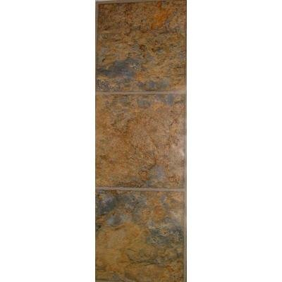 Amazon Trafficmaster Allure Tile Ashlar Resilient Vinyl Plank