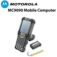 Motorola MC9090 Handheld Computer - 802.11a/b/g / Imager / Mono / 64/64MB / 53 key / Windows CE 5.0 / Bluetooth / MC9090-GK0JBEGA2WR