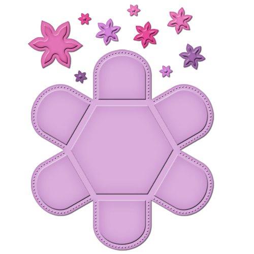 Spellbinders Hexagon Petal Envelope