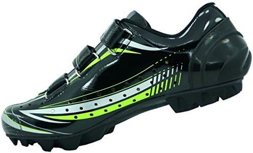 LUCK Zapatilla de Ciclismo Master, con Suela de Carbono y Triple Tira de Velcro para una sujeción (38 EU): Amazon.es: Deportes y aire libre