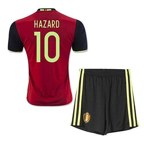 85d61d42f74 Galleon - 2016-2017 Belgium Home Mini Kit (Hazard 10)
