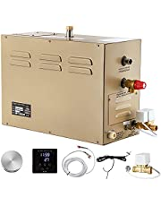 CGOLDENWALL Commercial Self-Draining Steam Generator Shower System Bath Home SPA Waterproof Controller