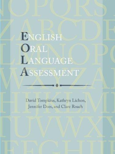 English Oral Language Assessment