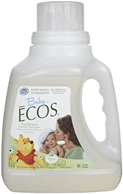 Ecos Baby Hypoallergenic Laundry Detergent