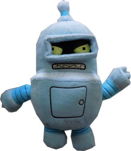 Toynami Futurama Bender Plush
