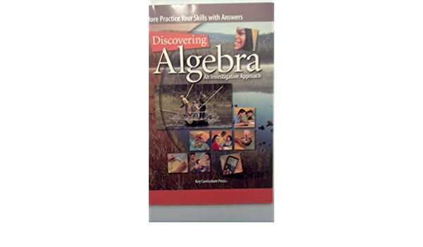 Discovering algebra more practice your skills with answers discovering algebra more practice your skills with answers 9781559535229 amazon books fandeluxe Gallery
