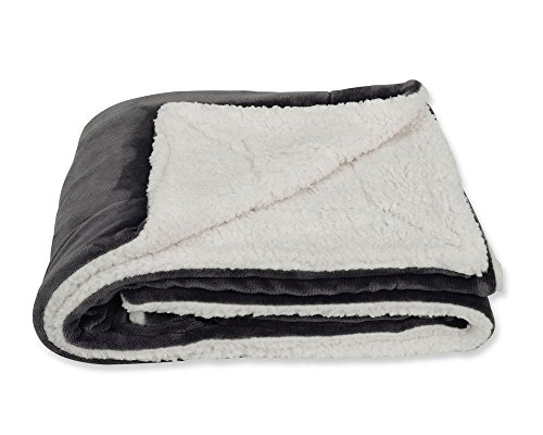 Sherpa Throw Blanket 50