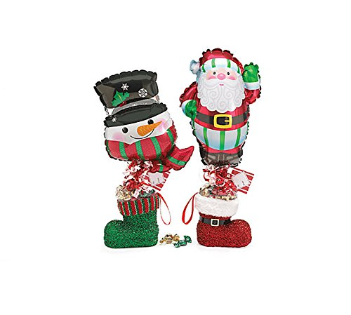 (Santa Booties Gift Set)
