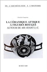 La céramique attique à figures rouges autour de 400 avant J-C