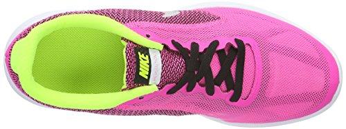 Enfant Mixte Revolution wei Rose Nike Fitness 3 Chaussures silber De pink nikmm gs Pink schwarz 81Rgqa