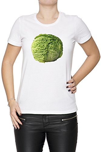 Chou Blanc Coton Femme T-shirt Col Ras Du Cou Manches Courtes White Women's T-shirt