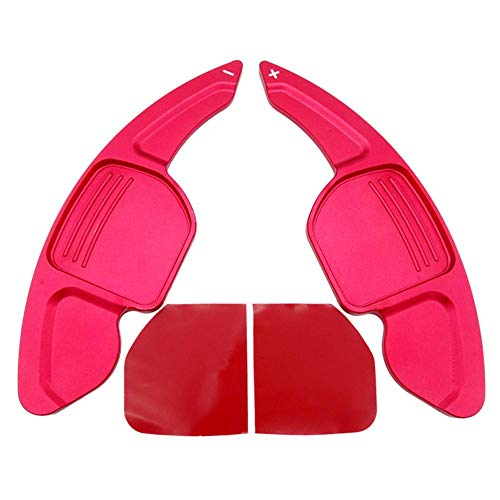 headytidy Aluminum Alloy Long Shift Paddles for A3 A4L A5 A6 A7 A8 S5