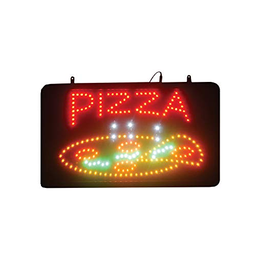 Señal luminosa LED para interior de pizza.: Amazon.es ...