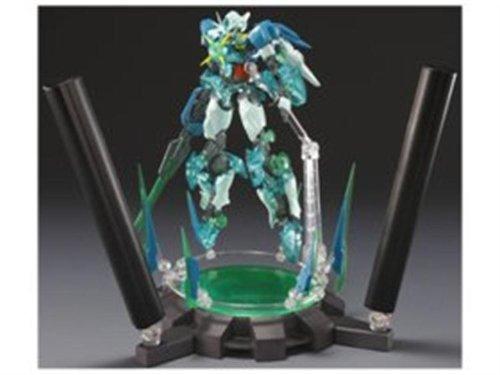 Quantum Burst Version with Black Light Base Set Exclusive by Bandai T Qan Robot Damashii Gundam 00 Quanta