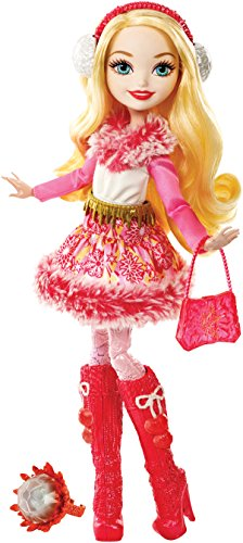 Ever After High DPG88 Epic Winter Apple White Doll (Apple White Ever After High Doll)