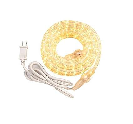 Amazon westek rw48bcc 100w clear 48 feet rope light kit home westek rw48bcc 100w clear 48 feet rope light kit aloadofball Choice Image