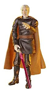 """Star Wars Revenge of the Sith Count Dooku Sith Lord 4 1/2"""" Action Figure"""