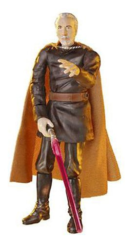 [Star Wars Revenge of the Sith Count Dooku Sith Lord 4 1/2