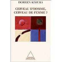 CERVEAU D'HOMME CERVEAU DE FEMME