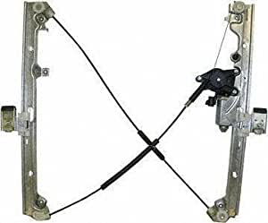 00-05 CHEVY CHEVROLET SUBURBAN FRONT WINDOW REGULATOR RH (PASSENGER SIDE) SUV, Power, with Motor, Assy (2000 00 2001 01 2002 02 2003 03 2004 04 2005 05) C462935 15095844