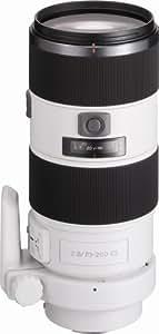 Sony SAL70200G 70-200mm f/2.8 SSM Lens  for Sony Alpha Digital SLR Camera (OLD MODEL)