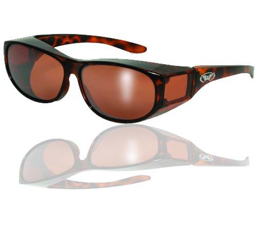 5fbe2091087f0 Escort Safety Glasses Over-Prescription Most Prescription Eyewear Driving  Mirror Lenses Tortoise Print Camo Frame (B0031ANRFG)