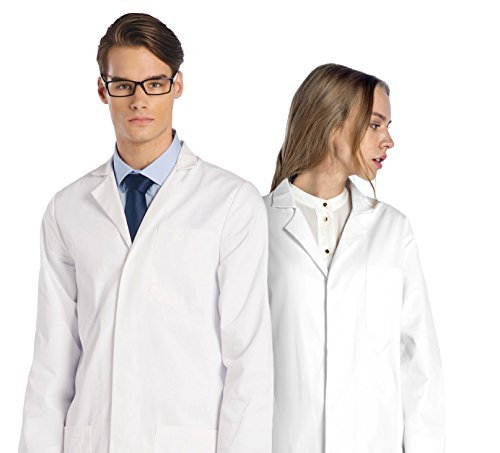 Dr-James-Professional-Unisex-Lab-Coat-39-Inch-Length