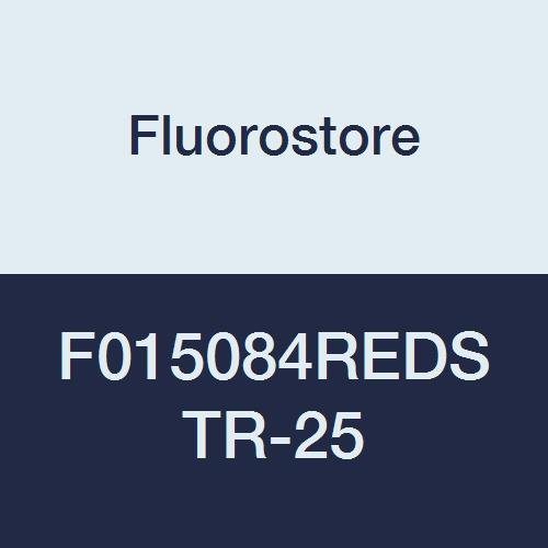 100 Length Red 1//16 mm ID x 4 mm OD 100/' Length Fluorotherm Polymers Inc Fluorostore F015084REDSTR-100 PTFE Striped Tubing 1//16 mm ID x 4 mm OD