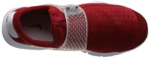White Black Kjcrd Red Dart white Sock Nike Black gym wgTqPUx
