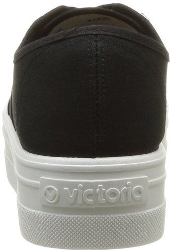 Victoria Lona Mixte Baskets Plataforma Adulte r6rqUpnw