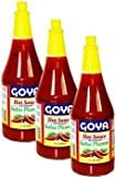 Goya All Natural Hot Sauce 12 oz Pack 3