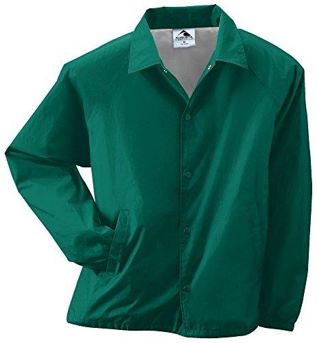 Augusta Sportswear MEN'S NYLON COACH'S JACKET/LINED XL Da...