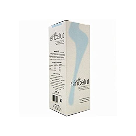 Sincelut Forte Jarabe 250 ml de Bioserum: Amazon.es: Salud y cuidado ...