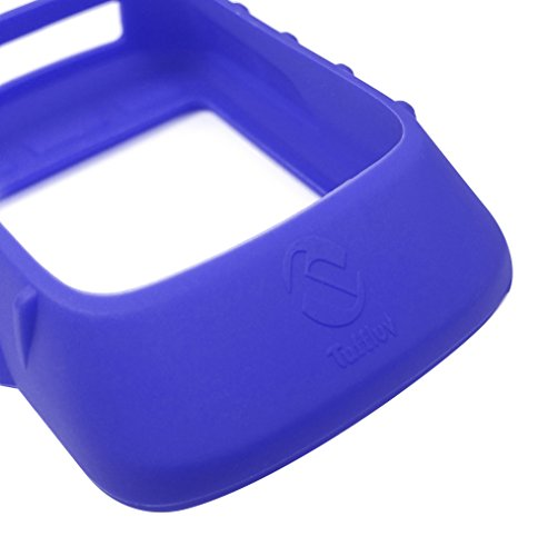 Tuff-Luv Silicone Gel Skin Case /& Screen Cover for Wahoo Elemnt Bolt