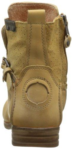 Marron Femme Boots tan Day Bunker t1gxPnqw