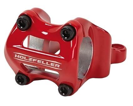 red mtb stem 1 1//8 X 31.8 X 50mm