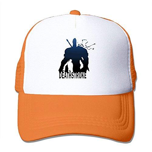 Avis N Deathstroke Mesh Hat Trucker Hats -