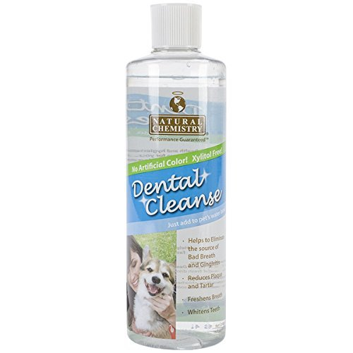 natural chemistry dental cleanse dog pack product image