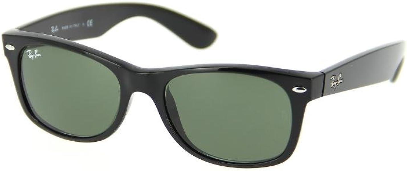 f3fd00dfe ... promo code ray ban rb2132 901 52 black new wayfarer sunglasses bundle 2  items bae08 81288