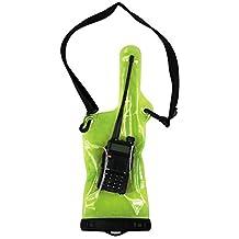 abcGoodefg® Two Way Radio Waterproof Rainproof Bag Case Pouch for Motorola Kenwood Midland (5 Inch x 13.8 Inch)