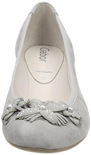 Basic Shoes Femme Stone Escarpins Gabor Gris Gabor OfHqgwawTW