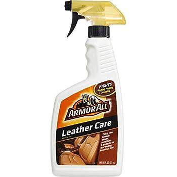 Amazon Com Armor All Leather Care 16 Fluid Ounces