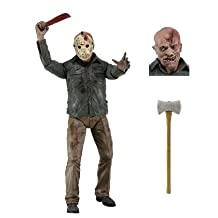Neca - Figurine - Friday 13th - Jason Voorhees final Chapter - 0634482397879