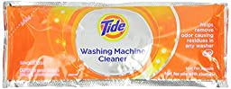 Tide Washing Machine Cleaner, 80 Count