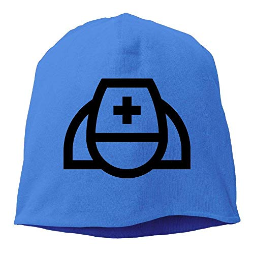 Ruin Art Fashion Knitting Hat for Men Women 100/% Acrylic Acid Mas Beanie Hat