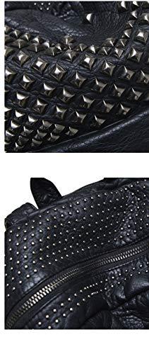 dos Noir porté femme au pour Sac Noir à main Noir Tclothing q0t8Xx